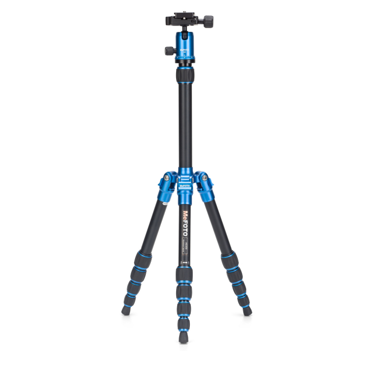 Benro-mefoto-travel-tripod-kit-blue