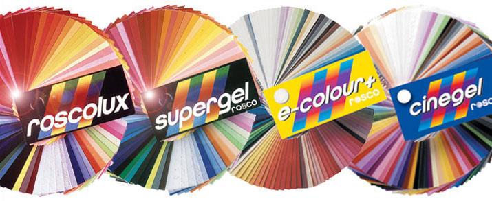 rosco lighting gels extensive selection in stock roscolux e colour
