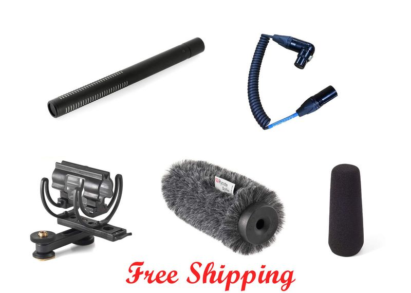 Voice-technologies-shotgun-mic-camera-kit