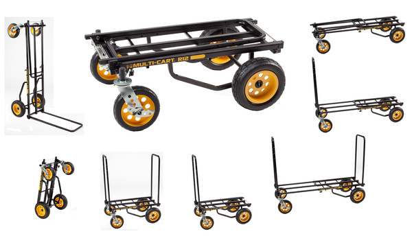 Rocknroller-cart-R12RT-demo